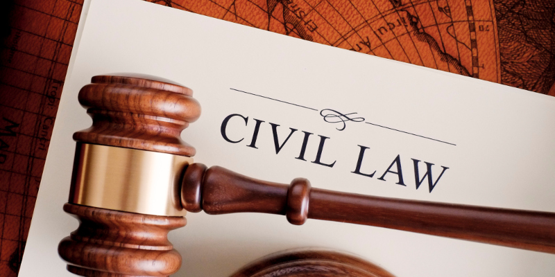 Civil Law in High Point, North Carolina
