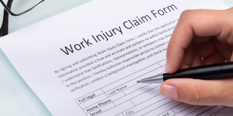 discuss with an attorney who is knowledgeable about workers' compensation